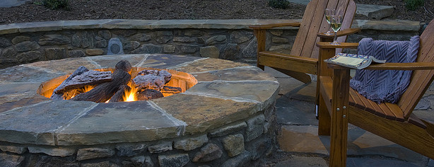 Fire Pits and Outdoor Fireplaces in Austin, Tx