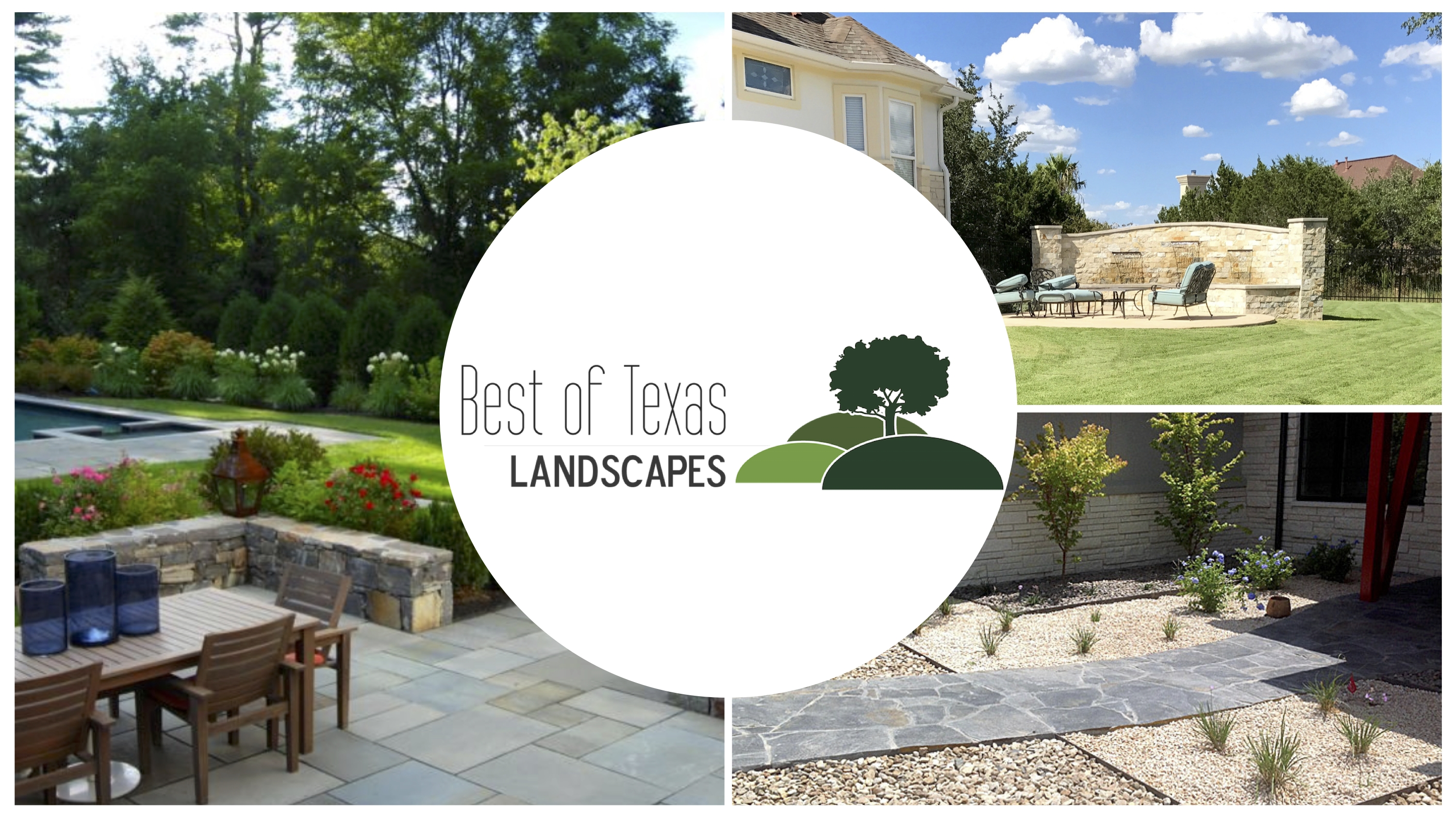 Landscape Design-Build services in Georgetown, Texas by Best of Texas Landscapes