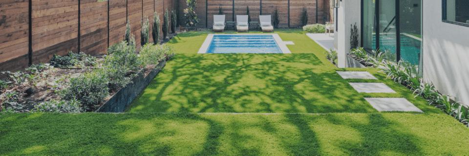 Best of Texas Landscapes backyard renovation