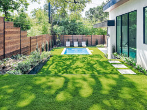 Luxury landscape designs for modern backyards