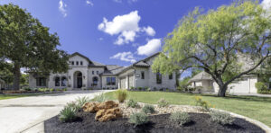 Liberty Hill Texas Landscape Design by Best of Texas Landscapes