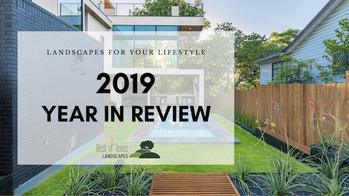 Best of Texas Landscapes design images from 2019