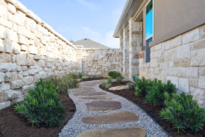 Landscape design by Best of Texas Landscapes